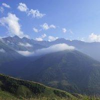 Осетия :: Батик Табуев