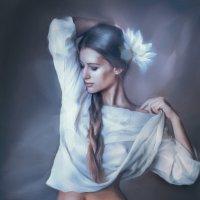 ...как белые цветы :: Лара Leila