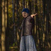 Осенние настроение :: Сергей Деев