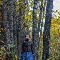 Осенний лес :: Сергей Деев