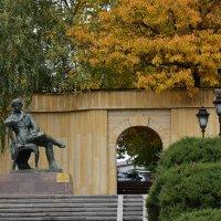 Осень в Ставрополе :: Александр