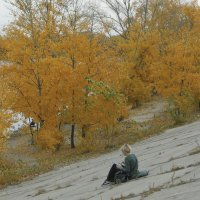 Осенние посиделки :: Тамара Бедай
