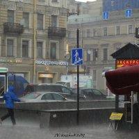 Дождь на Невском :: sv.kaschuk