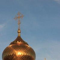 Золотые купола :: Лика Вебер