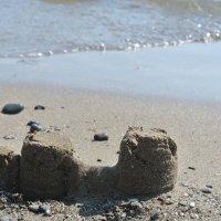 Песочная крепость :: Sasha Petrunina