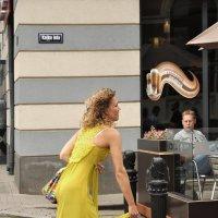 Ах, этот ветер-проказник... :: Ирина Данилова