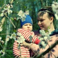 мама и малыш :: Анна Носова
