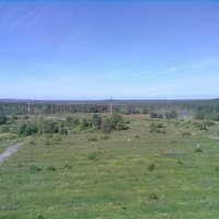 Заброшенная ферма в Снегирёвке :: Антон Конкин