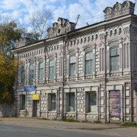 Был купеческий дом :: юрий Амосов