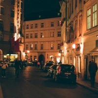 Ночной город :: Аня Разумовская