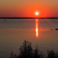 закат солнца :: Эмма Алёхина