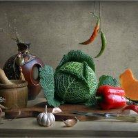 Осенний :: Ирина Бажанская