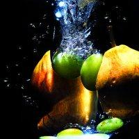 pear vs grape :: Евгений Новак