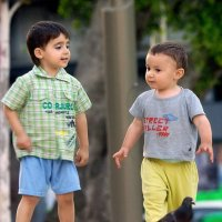 Израильтяне-дети.Давай поймаим его! :: Shmual Hava Retro