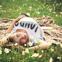 Живи настоящим, наслаждайся будущим :: Катерина М