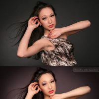Ретушь портрета :: Julia Art