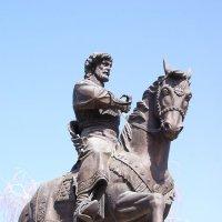 Первый воевода Царицына - князь Григорий Засекин :: Александр