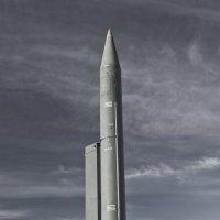 Ракета Р-300 (8К-14). :: Пётр Сухов