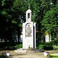 Памятник 2000 лет Рождества Христова :: Сергей Кочнев