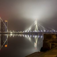 Туман на набережной :: Евгений Джон