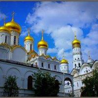Купола Кремля :: Михаил Рогожин
