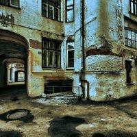 Старые улочки :: Борис Гольдберг
