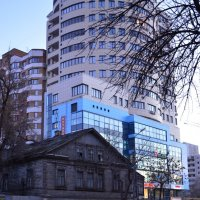 Самара-город контрастов :: Strelok