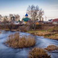 Река Пскова :: Роман Дмитриев