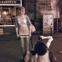 На улочках Мюнхена... :: АндрЭо ПапандрЭо