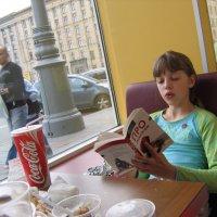 Когда внучка была маленькой :: Владимир Шибинский