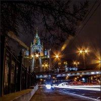 Тёмный вечер ноября :: Наталья Rosenwasser