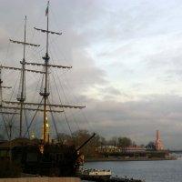 Корабль :: Екатерина Миронова