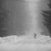 туман :: Анастасия Астраханцева