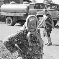 Молочница :: Сергей Филимонов