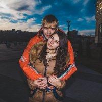 Ксюша и Тема :: Андрей Ракита