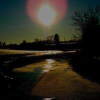 Зимний вечер :: Надежда Замостик