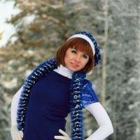Снегурочка :: Алёна Куценко