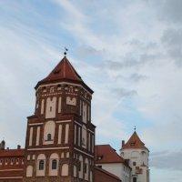 Мирский замок :: Алексей Ларин