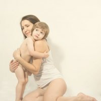 love. mom and son :: Veronika Aleksandrova