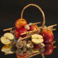Яблучний настрій..відображення .. :: Mihaylo Shovkun