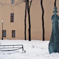 Сквер композитора Андрея Петрова :: Valerii Ivanov