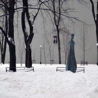 Новый сквер имени композитора Андрея Петрова :: Valerii Ivanov