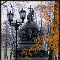 Последние листья :: Евгений Никифоров