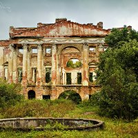 Старая усадьба :: Vita Ilitlay