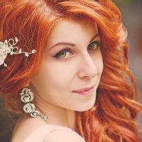 Огненная невеста :: Мария Колоскова