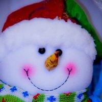 Снеговичок... :: Krisstina Krisstina