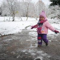 ура!!!зима!!!! :: Дарина Нагорна