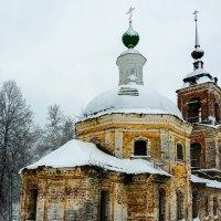 Историческая заброшенка :: Дмитрий Марков