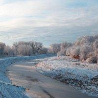 Зима в Нежине, городе, в котором с 1821 по 1828 год жил и учился великий Н. В. Гоголь :: Вита Никитка
