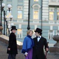 Москва 19 века :: Anastasia Devier